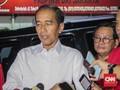 Jokowi Serukan Baju Putih: Jangan Sampai Diambil yang Lain