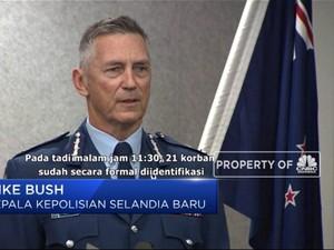 Kepolisian Selandia Baru Pulangkan 21 Jenazah Korban Penembak
