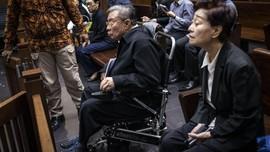 Terdakwa Suap Proyek PUPR: Maafkan Papa Sudah Buat Susah