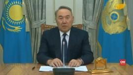 VIDEO: Tiga Dekade Berkuasa, Presiden Kazakhstan Mundur