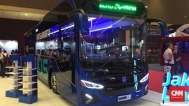 Transjakarta Bicara Ketertarikan Gunakan Armada Bus Listrik