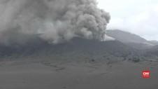 VIDEO: Dampak Abu Vulkanik Gunung Bromo