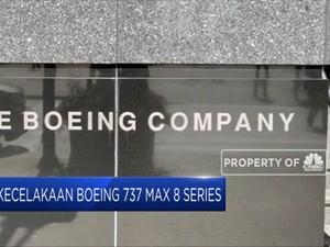 Ini Langkah Boeing untuk Max Series