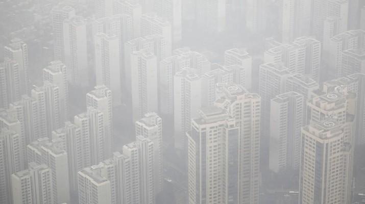 Darurat Polusi Udara, Korea Selatan Sebut ini Bencana Sosial
