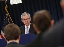 The Fed Tahan Bunga Acuan & Makin Dovish!