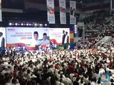 Di Depan Ribuan Pengusaha, Jokowi Sindir Sri Mulyani 2 Kali?