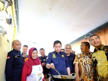 Jargas Kota Cirebon Rampung, 3.503 Rumah Dialiri Gas Bumi