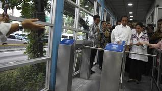 MRT Jakarta Cetak 790 Ribu Kartu Perjalanan Seharga Rp15 Ribu