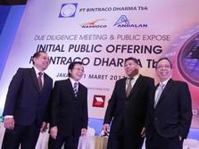 Update Gugatan PKPU Emiten Pengendali Dealer Resmi Toyota