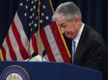 Khawatir Perang Dagang, The Fed Pangkas Suku Bunga 25 Bps