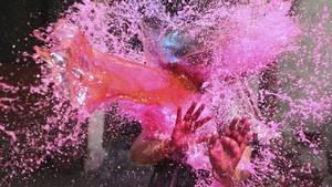 FOTO: Warna-warni Festival Holi