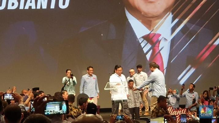 Prabowo Ungkap Kriteria Menteri: Pintar dan Berakhlak