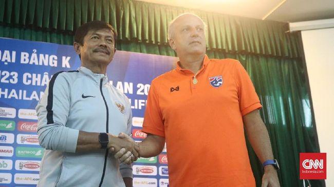 Pelatih Thailand Tak Terkejut Kalahkan Timnas Indonesia U-23