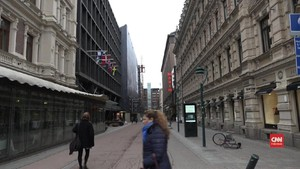 VIDEO: Finlandia Jadi Negara Paling Bahagia di Dunia
