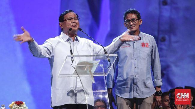 TNI Selidiki Dugaan Anggotanya Ikut Kampanye Prabowo