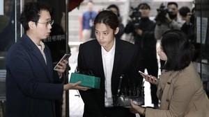 Jung Joon-young dan Choi Jong-hoon Bantah Tuduhan Pemerkosaan
