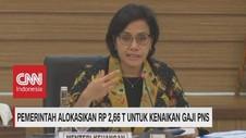 Pemerintah Alokasikan Rp 2,66 T Untuk Kenaikan Gaji PNS
