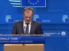Uni Eropa Tunggu Kesepakatan PM May dan Parlemen