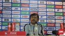 Ezra Walian Bukan Penyebab Kekalahan Timnas Indonesia U-23