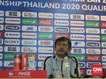 Indra Sjafri Umbar Optimisme Jelang Thailand Vs Timnas U-23