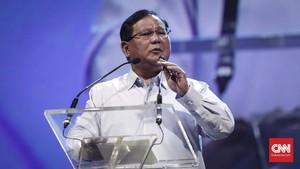 Prabowo: Aku Ikut Seminar Ekonomi Paling Lama di Dunia