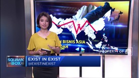 Perang Dagang Pengaruhi Keyakinan Bisnis Asia