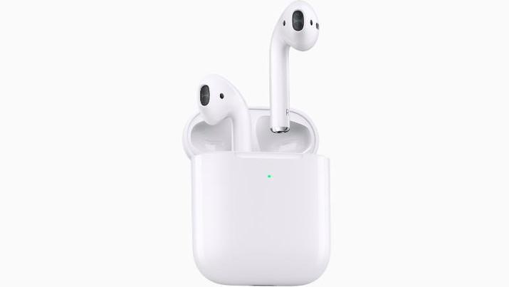 Apple mengumumkan peluncuran earbud nirkabel generasi terbarunya, AirPods 2.