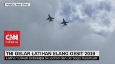 TNI Gelar Latihan Elang Gesit 2019
