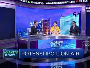 Lion Air Berpotensi IPO Setelah Pemilu