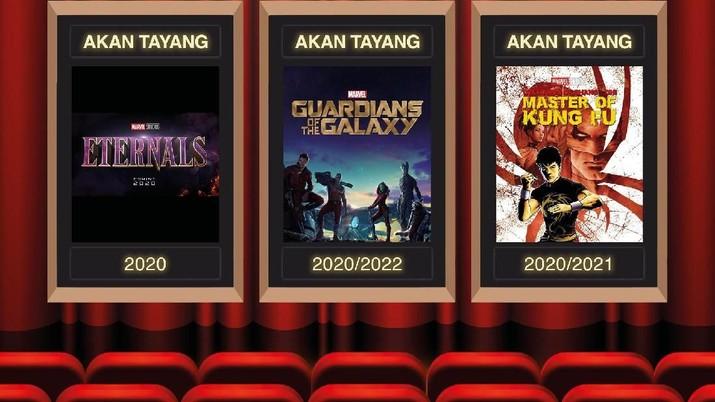 Terhitung saat ini telah ada 21 film yang dihasilkan Marvel dan mendapatkan US$ 20 miliar atau Rp 282 triliun dari seluruh total box office.