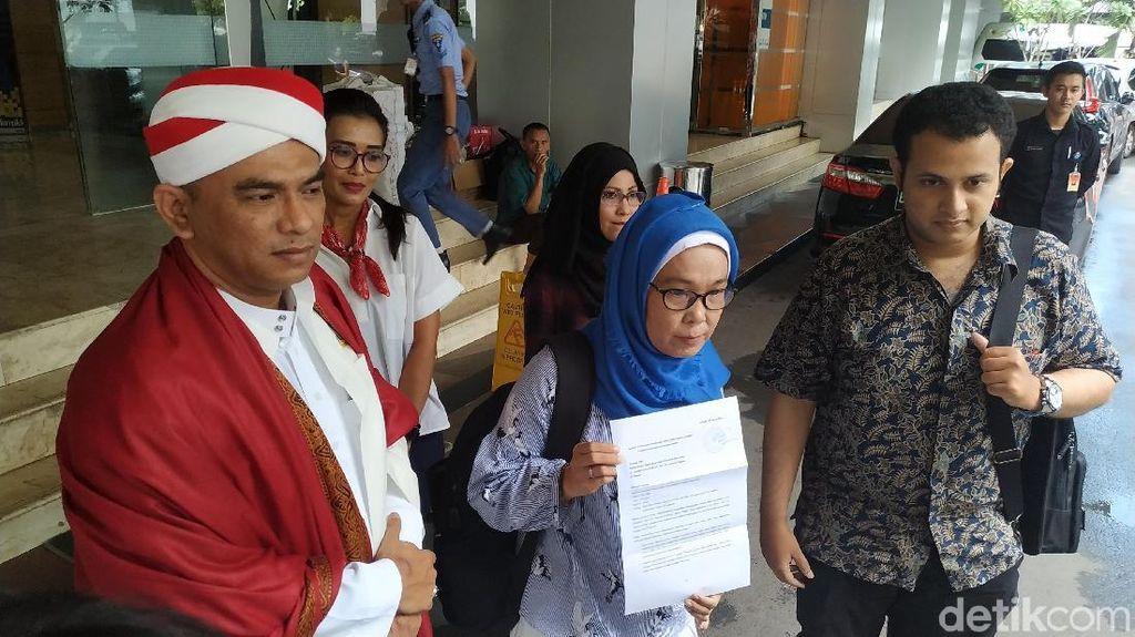 Ngaku Dipecat Setelah Hadiri Acara Jokowi, Nurulita Ngadu Kemenaker