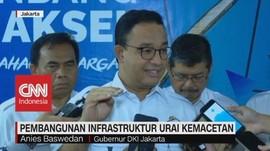Pembangunan Infrastruktur Urai Kemacetan
