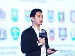 Belva, Bos Ruang Guru yang Jadi Stafsus Milenial Jokowi