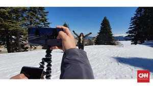 Membedah Performa Tiga Kamera Belakang Samsung Galaxy S10+