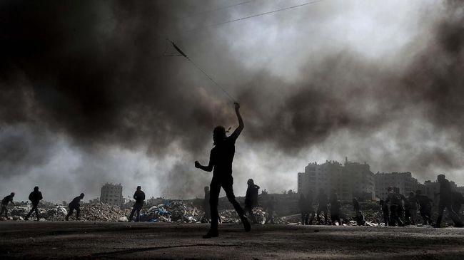 Israel Tembak Mati Pemuda Palestina yang Terobos Perbatasan