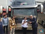Sasar Pasar Nontradisional, RI Ekspor Bus ke Bangladesh