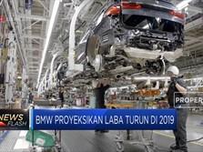 BMW Proyeksikan Penurunan Laba Signifikan di 2019
