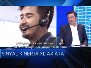 XL Siapkan Capex Rp 7,5 Triliun di 2019