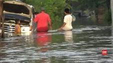 VIDEO: Banjir Parah Landa 5 Kecamatan di Pasuruan