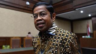 Idrus Marham Hadapi Sidang Vonis Kasus Suap PLTU Riau