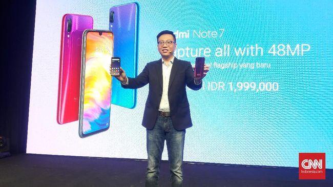Alasan Xiaomi Jual Redmi Note 7 Lebih Murah dari Harga China