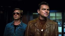 Brad Pitt dan DiCaprio 'Meredup' di Film Terbaru Tarantino
