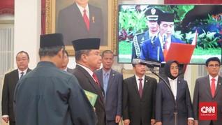 Direktur TKN Jokowi-Ma'ruf Dilantik Jadi Dubes Nigeria