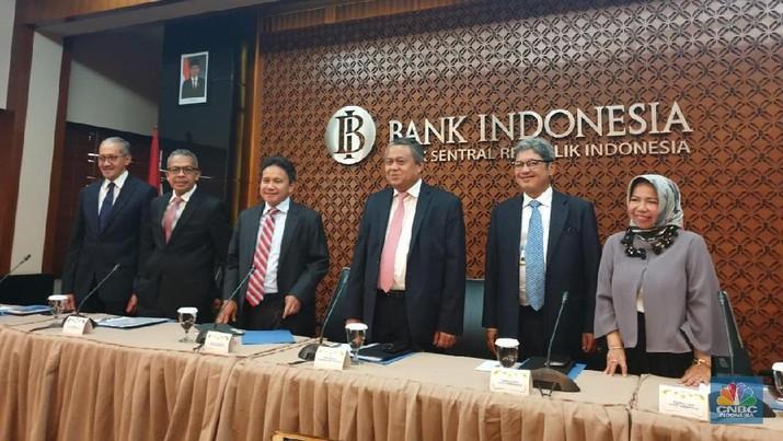 Bank Indonesia (BI) memutuskan untuk mempertahankan BI 7-day Reverse Repo Rate (BI7DRR) sebesar 6,00%.