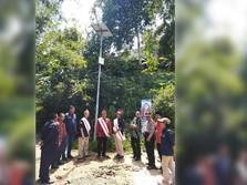 Demi Pariwisata, ESDM Perbanyak Lampu Tenaga Surya di Sulsel