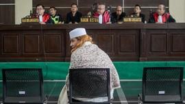 Dua Rekan Bahar bin Smith Divonis 2 dan 1,5 Tahun Penjara