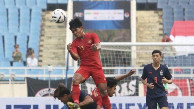 Indra: Timnas Indonesia U-23 Tak Bisa Keluar dari Tekanan