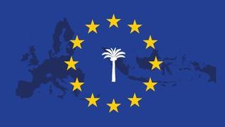 INFOGRAFIS: Duel RI vs Uni Eropa Gara-gara Sawit