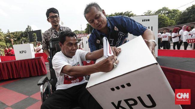 Pemungutan Suara Pemilu 2019 di UEA Dimeriahkan Bazar