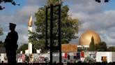 Tepat pada hari ini adalah peringatan satu pekan aksi teror yang terjadi di dua masjid di Kota Christchurch, Selandia Baru. (REUTERS/Jorge Silva)